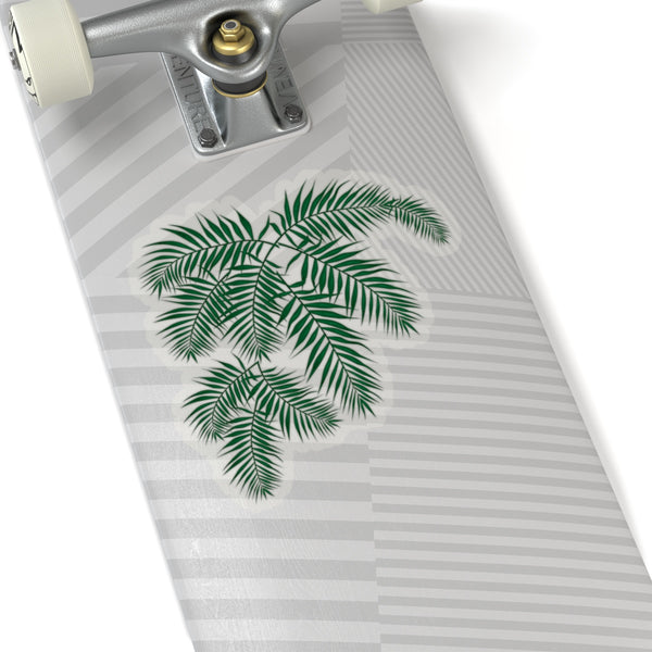 Tropical Palm Leaves Stickers-Paper products-famenxt