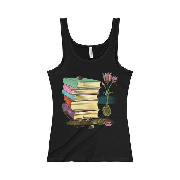 Books The Jersey Tank-Tank Top-famenxt