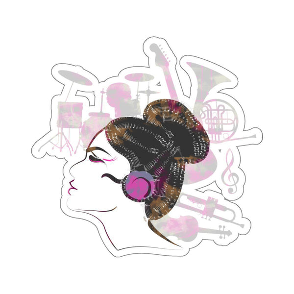 Just Music Stickers-Paper products-famenxt