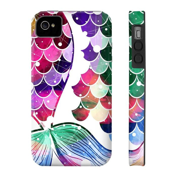 Mermaid Tail Tough and Slim Phone cases-Phone Case-famenxt