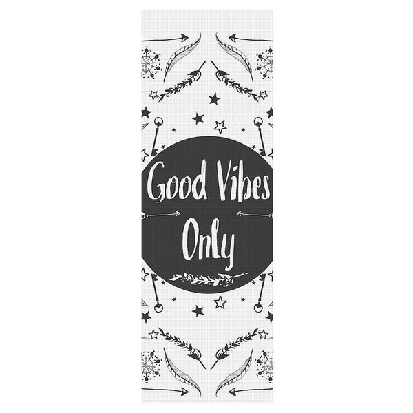 Good Vibes Only - Yoga Mat-Yoga Mat-famenxt
