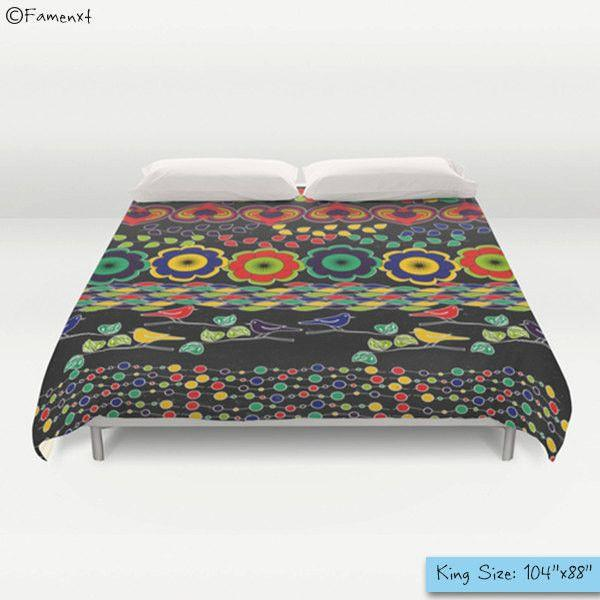 Nature Patterns Duvet Cover-Duvet Cover-famenxt