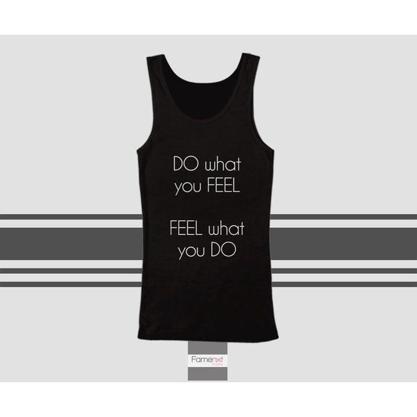 Unisex Motivational Bold Tank Top. Men and Women-Tank top-famenxt
