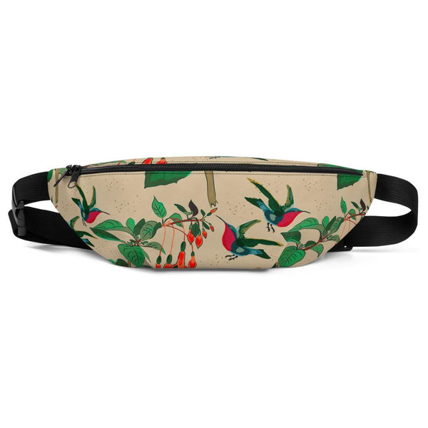 From mybirdparadise Collection The Hummingbirds Fanny Pack-famenxt