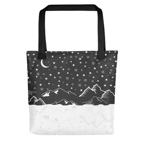 Starry Night Tote bag-famenxt