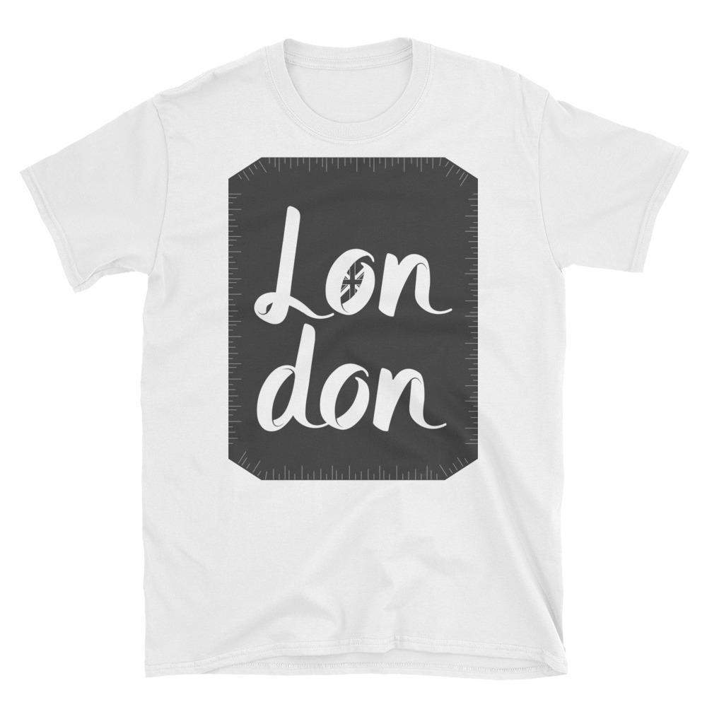 London Short-Sleeve T-Shirt-famenxt
