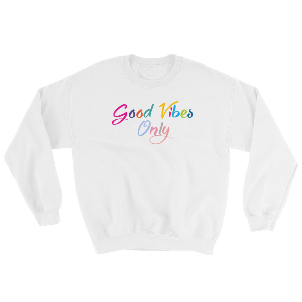 Good Vibes Only Sweatshirt-famenxt