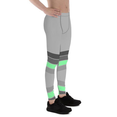 Better Grey Men Sportswear Leggings-famenxt