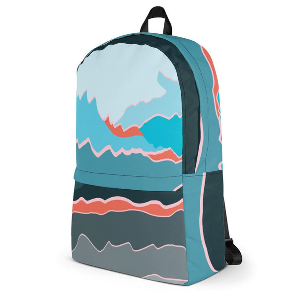 Mountains Backpack-famenxt