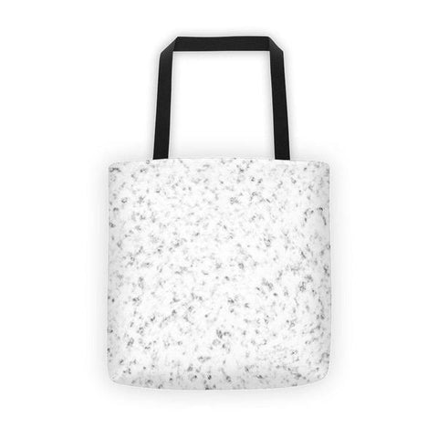 White marble Tote bag-tote bags-famenxt