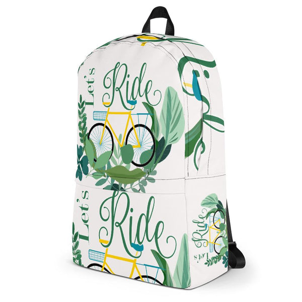 Let's Ride Backpack From Save the Mother Earth Collection-famenxt