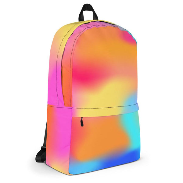 Hologram Colors Backpack-famenxt