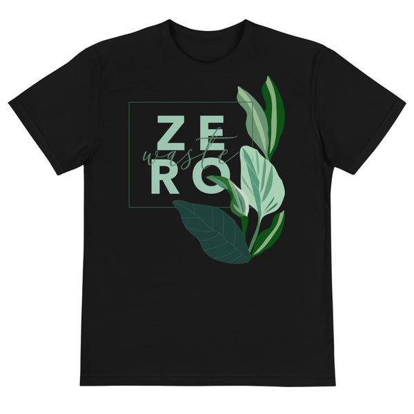 Zero Waste Unisex Eco Tee From Save the Mother Earth Collection-famenxt