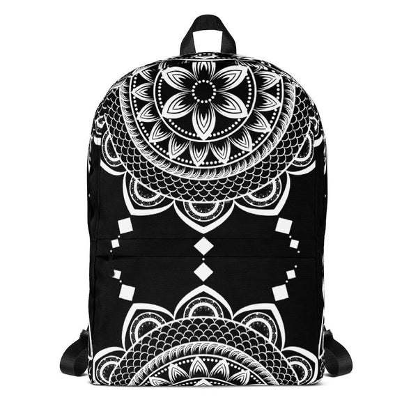 Mandala from my15bohemianart Collection Backpack-famenxt