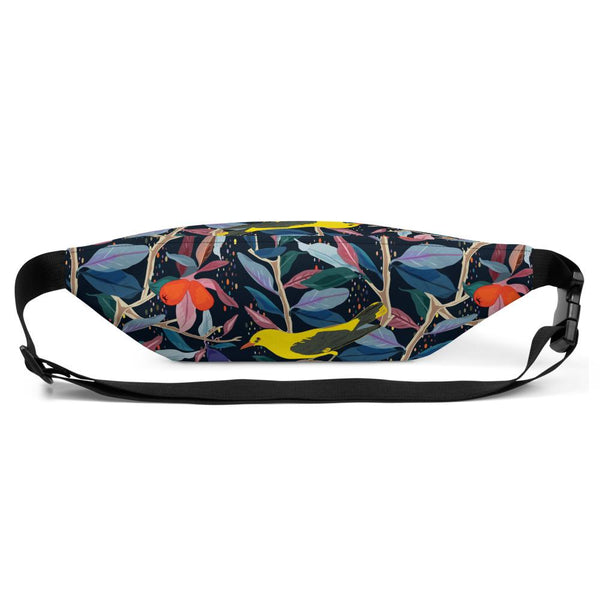 From mybirdparadise Collection Eurasian Golden Oriole Fanny Pack-famenxt
