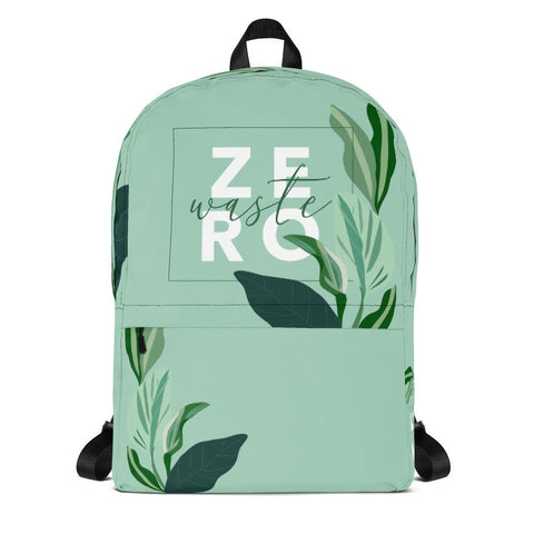 Zero Waste Backpack From Save the Mother Earth Collection - famenxtshop