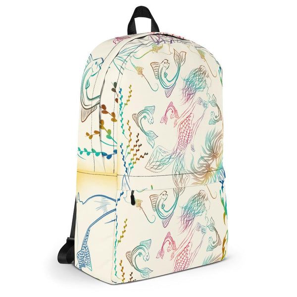 The Mermaid Backpack-famenxt