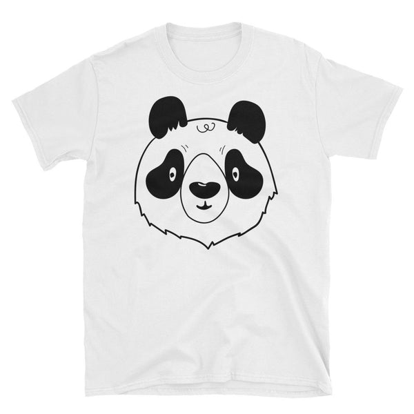 Hey Panda Short-Sleeve T-Shirt-famenxt