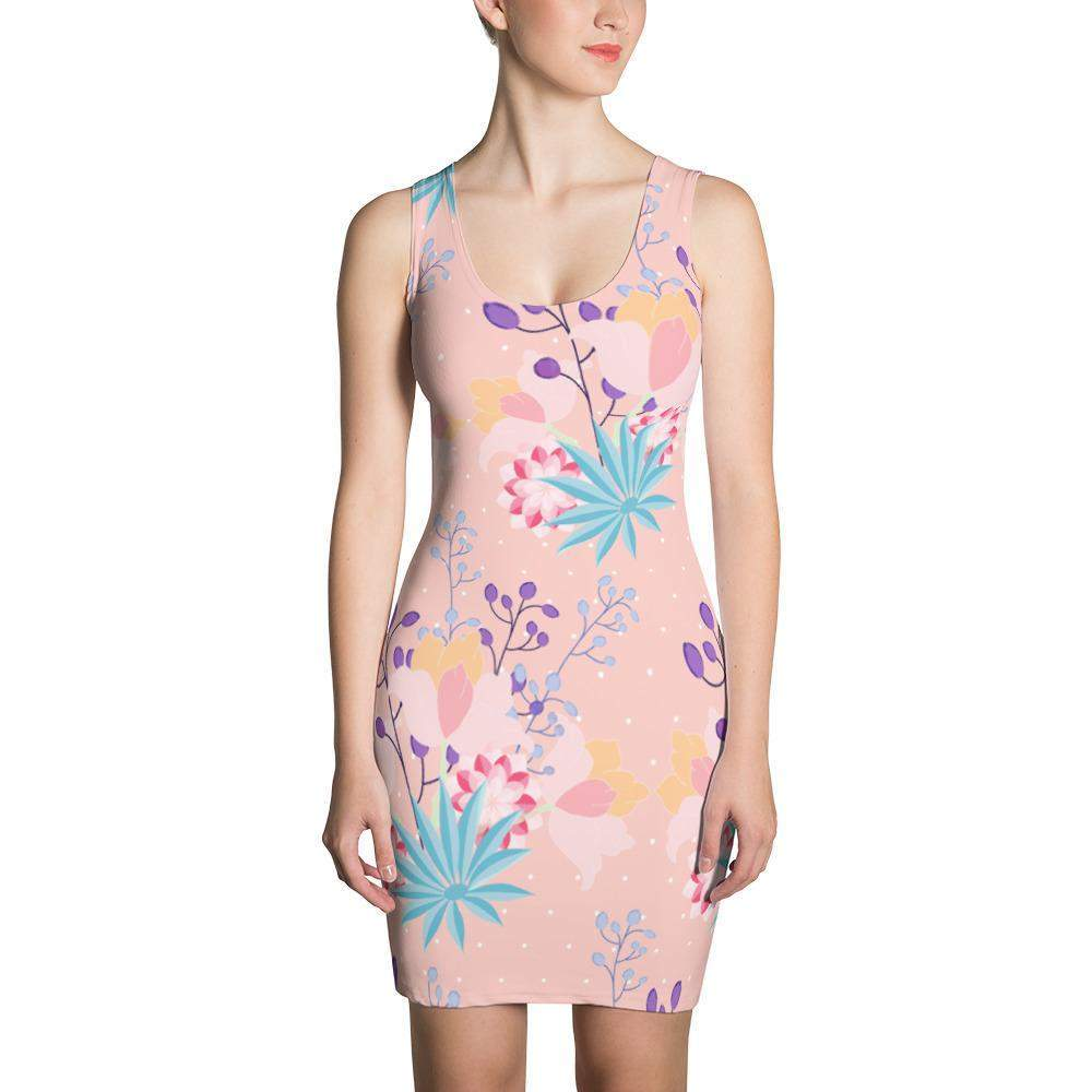 Blossom Dress-famenxt