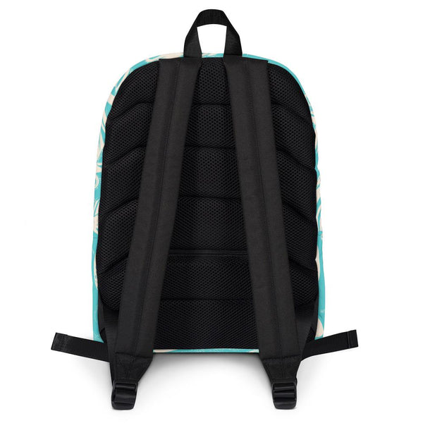 Shades of happiness Ocean Backpack-famenxt