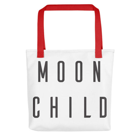 Moon Child Tote bag-famenxt