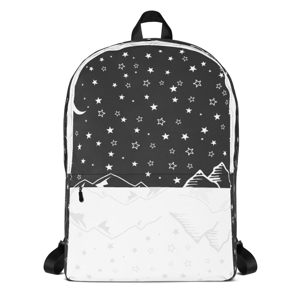 Starry Sky Backpack-famenxt