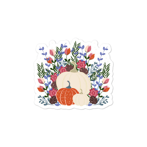 Hello Fall Bubble-free stickers-famenxt