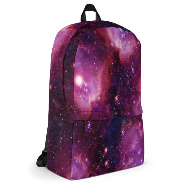 Pink Galaxy Backpack-famenxt