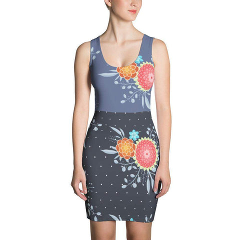 Floral goodness Dress-famenxt