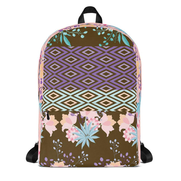 Floral Backpack-famenxt