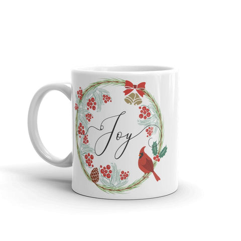 Joy Christmas Mug-famenxt