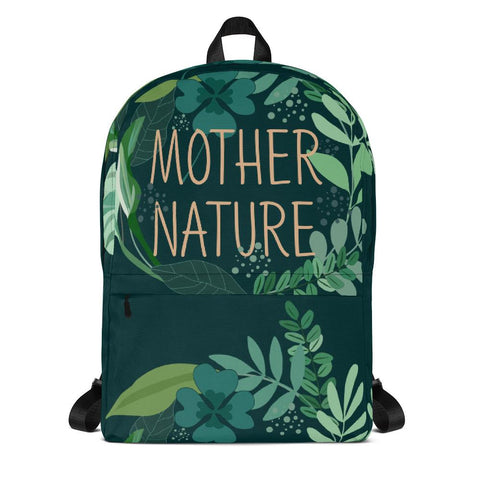 Mother Nature Backpack From Save the Mother Earth Collection-famenxt