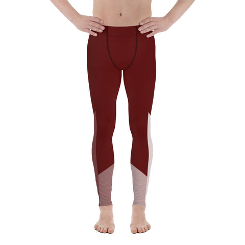 Run for the Color Block Men Sportswear Leggings-famenxt