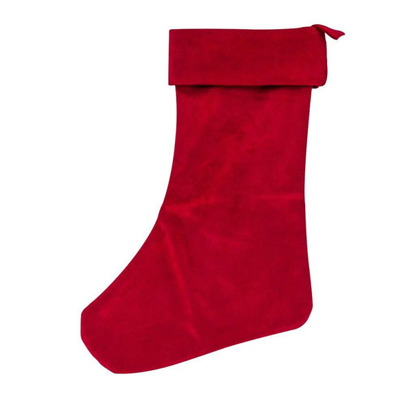 Floral Christmas Stocking-Christmas Stockings-famenxt