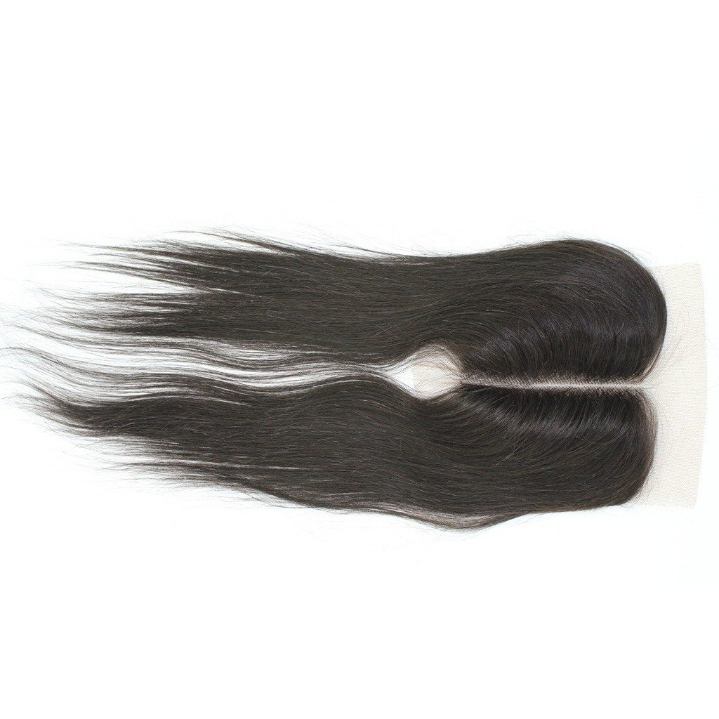 Closure - Everyday Straight - Glowsom Weave & Hair Extensions