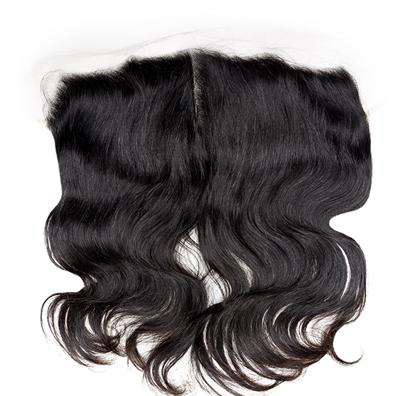 Lace Frontal - Signature Wavy - Glowsom Weave & Hair Extensions