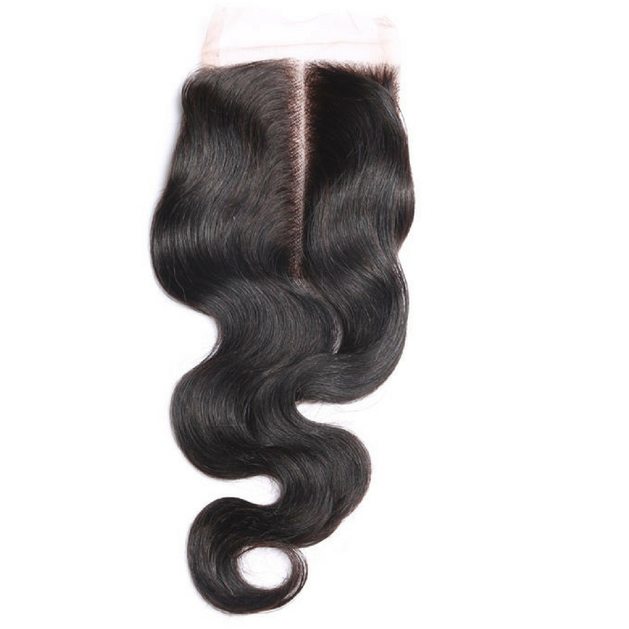 Closure - Wavy PureHair - Glowsom Weave & Hair Extensions