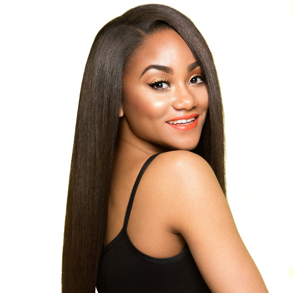 3 Bundles & Closure - Straight PureRemy Hair