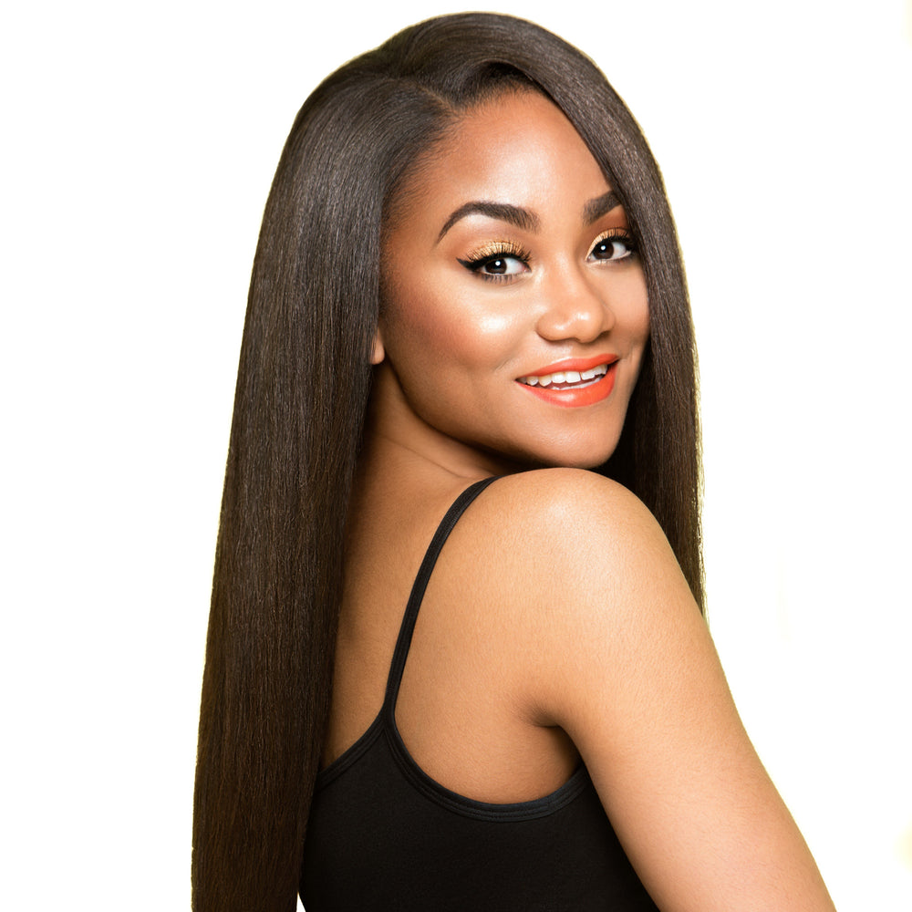Straight PureHair Sew-in