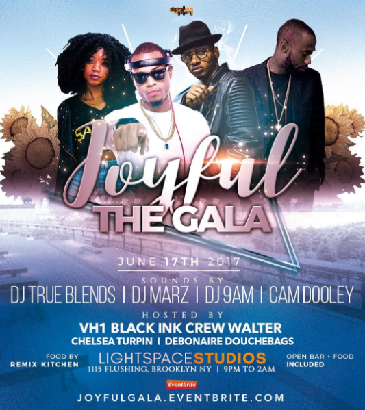 Joyful The Gala ART SHOW w/ Digital Art Gallery Tour