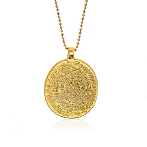 Reach For The Sun Coin Pendent