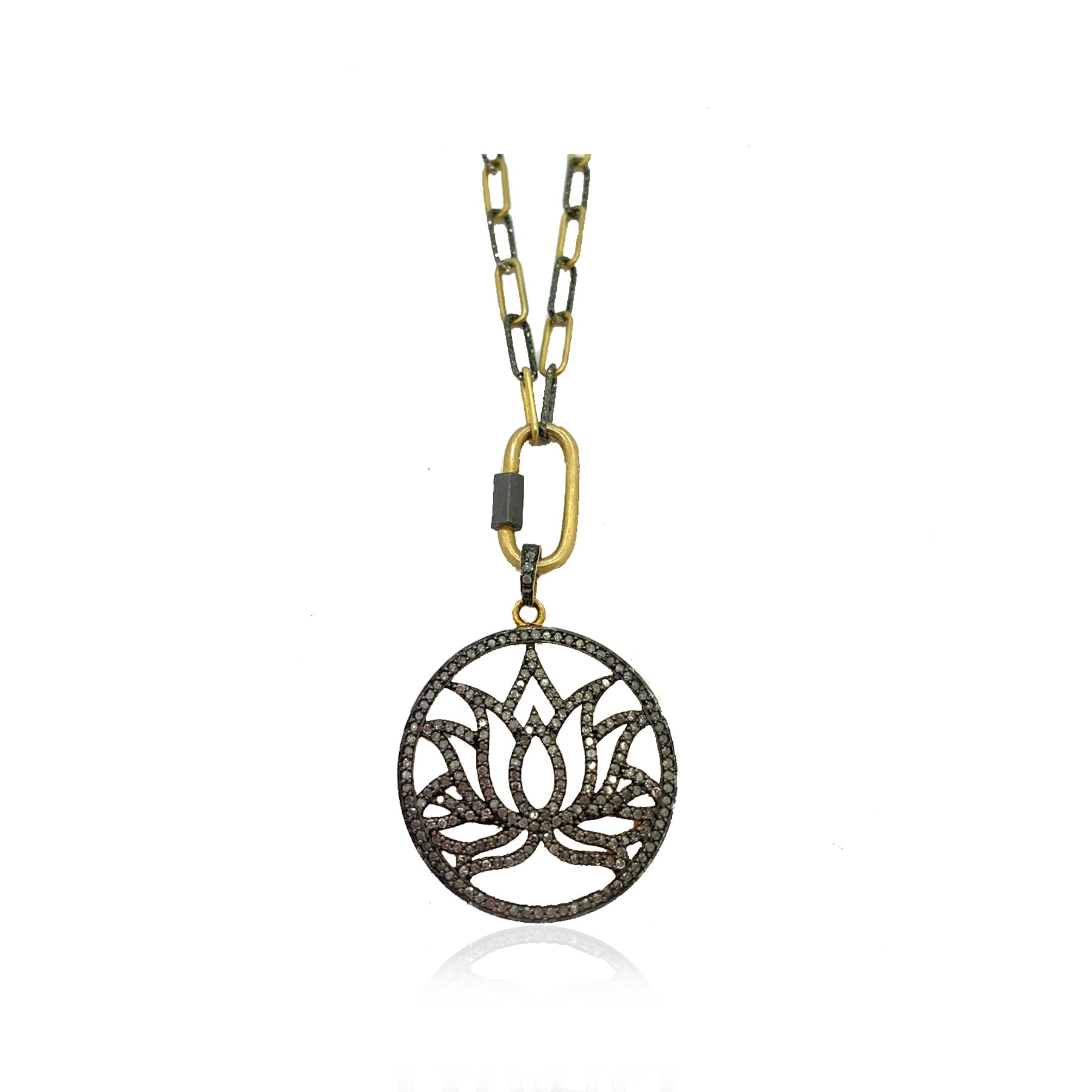 Exquisite Lotus Necklace