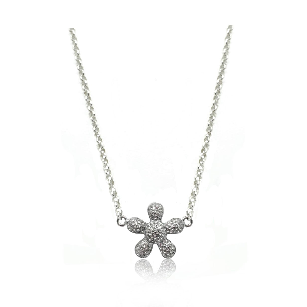 Tiffany Daisy Necklace