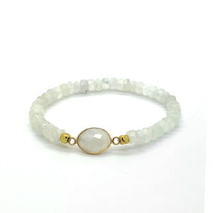 Golden Moonstone Stack