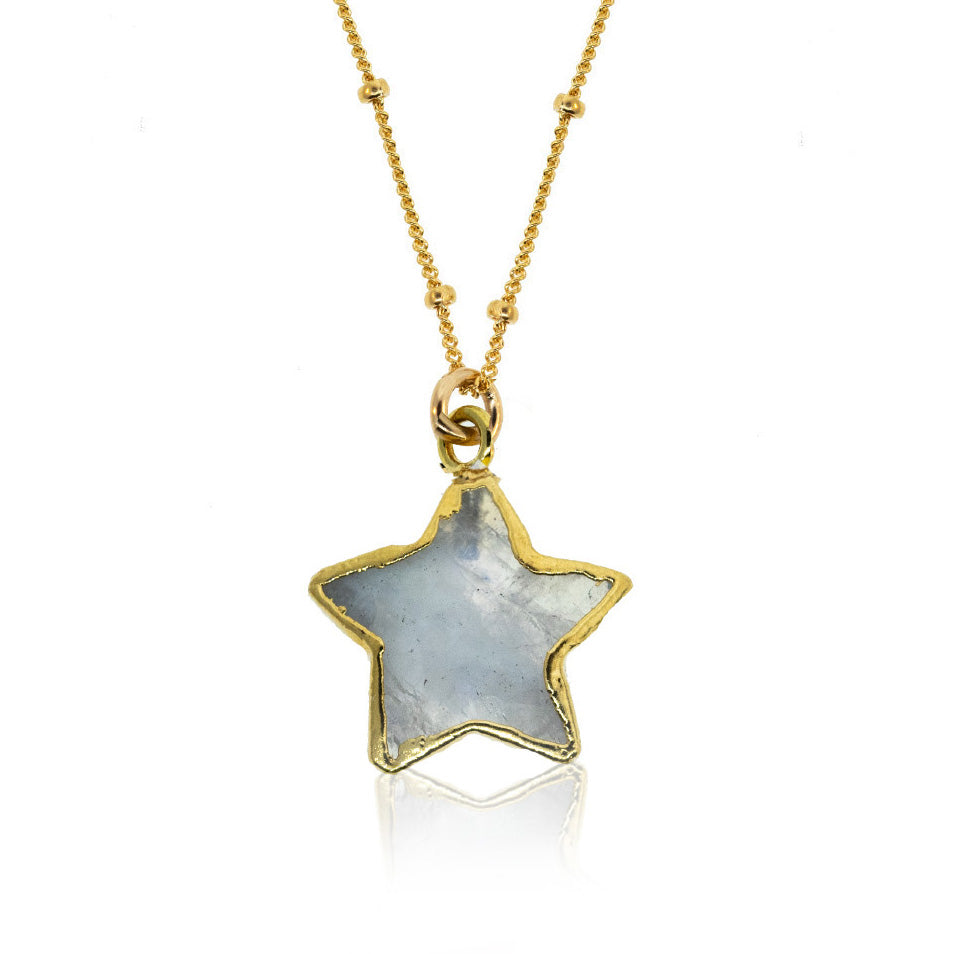 Shine Your Little Light- Moonstone