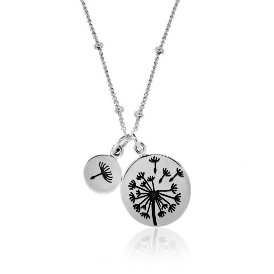 Good Charma -Dandelion Set- Silver