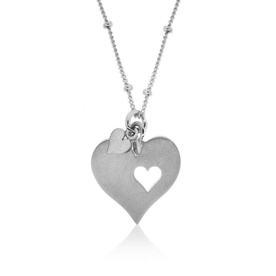 Good Charma - Piece Of My Heart - Silver