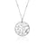 Good Charma Tree of Life Necklace - Silver