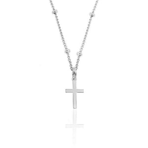 Charms- Silver Cross