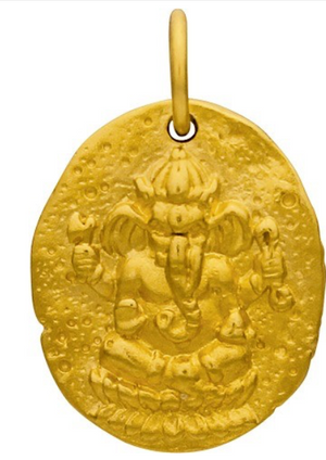 Ganesh Remover of Obstacles Necklace